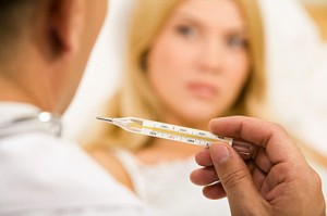 Больные туберкулезом костей жалуются на постоянную температуру